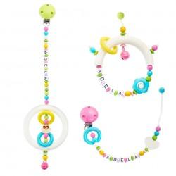 Set Multicolor fetita