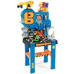 Atelier Smoby Bob Constructorul cu accesorii