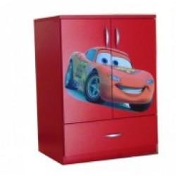 Comoda copii Fulger 2 usi si sertar