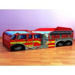 Pat masina extensibil cu sertar Pompieri