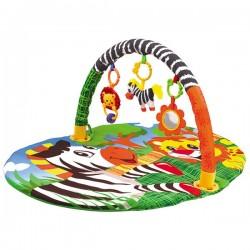 Covoras de joaca Chipolino Zebra