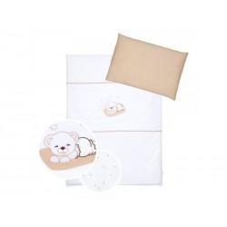 Lenjerie Patut Copii Klups Sleeping Bear H107