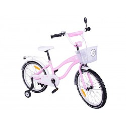Bicicleta copii MyKids Toma Exclusive 2002 Pink