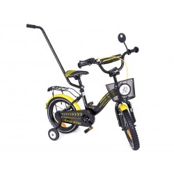 Bicicleta copii MyKids Toma Exclusive 1405 Yellow