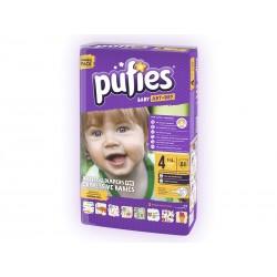 Scutece copii Pufies nr 4 Maxi 7-14 kg 64 bucati