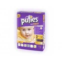 Scutece copii Pufies nr 3 Midi 4-9 kg 74 bucati