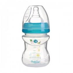 Biberon copii anticolici de la 0 luni cu gatul larg Baby Ono 1210 120 ml