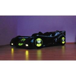 Pat masina Batmobil cu lumini