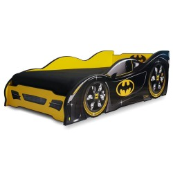 Pat copii Batmobil