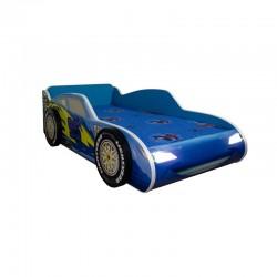 Pat masina FMQ cu lumini albastru