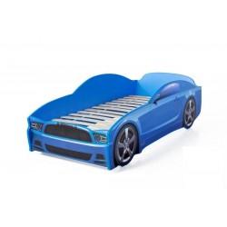 Pat masina tineret MyKids Light-MG Albastru