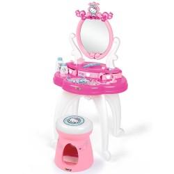 Jucarie Smoby Masuta de machiaj Hello Kitty Hairdresser 2 in 1