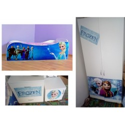 Mobilier Frozen personalizat 2
