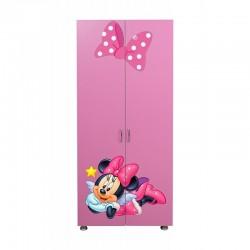Sifonier copii Minnie roz