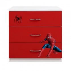 Comoda Spiderman 3 sertare