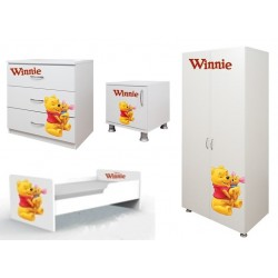 Mobilier complet Winnie
