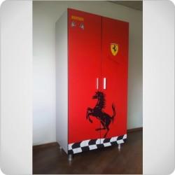Sifonier copii Ferrari