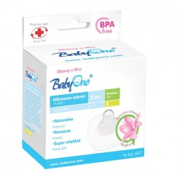 Protectie mamelon alaptare Baby Ono 847 marime S