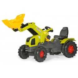 Tractor Cu Pedale Copii ROLLY TOYS 611041 Verde