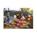 Joaca in curte